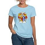Vaz Family Crest Women's Light T-Shirt