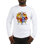 Vaz Family Crest Long Sleeve T-Shirt