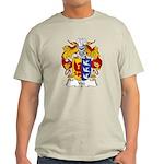 Vaz Family Crest Light T-Shirt