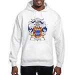 Vargas Family Crest Hooded Sweatshirt