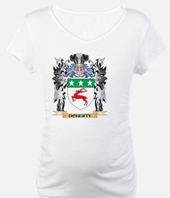 Doherty Coat of Arms - Family Cr Shirt
