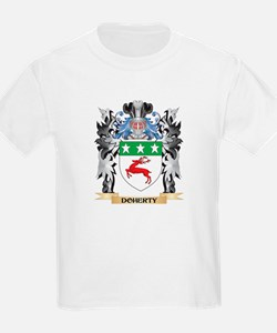 Doherty Coat of Arms - Family Crest T-Shirt
