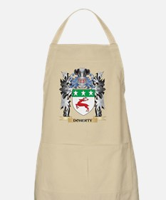Doherty Coat of Arms - Family Crest Apron