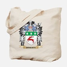 Doherty Coat of Arms - Family Crest Tote Bag