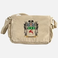 Doherty Coat of Arms - Family Crest Messenger Bag