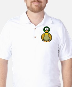 Cartoon Duck T-Shirt