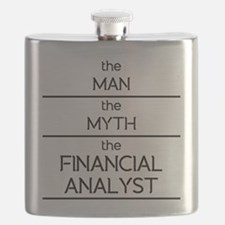 The Man The Myth The Financial Analyst Flask