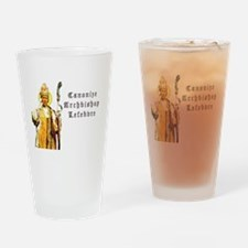 Canonize Abp. Marcel Lefebvre Drinking Glass