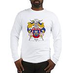Vaía Family Crest Long Sleeve T-Shirt