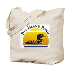 Unique Pond Tote Bag
