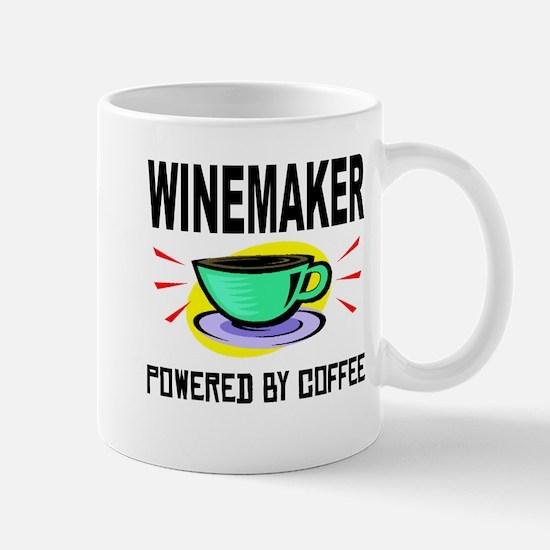 Winemaker Powered By Coffee Mugs