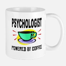 Psychologist Powered By Coffee Mugs