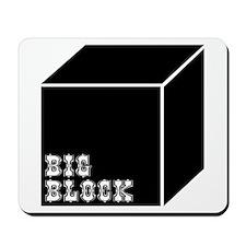 Big Block Mousepad