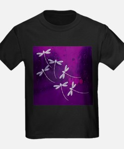 Dragonflies on water T-Shirt