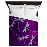 Dragonflies Queen Duvet Covers