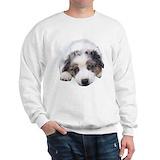 Australian shepherd Crewneck Sweatshirts