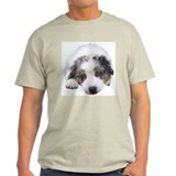 Australian shepherd puppy Light T-Shirt