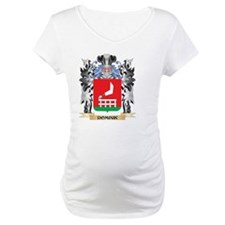 Dominik Coat of Arms - Family Cr Shirt