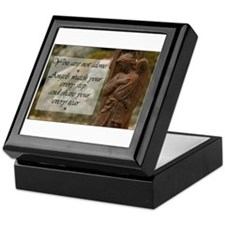 You are not Alone - Angels share your Tears Tile B