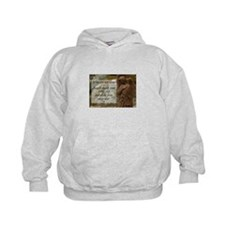 You are not Alone - Angels share your Tears Hoodie