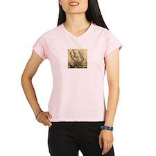 Kraken attack Performance Dry T-Shirt