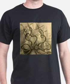 Kraken attack T-Shirt