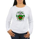 Tourinho Family Crest Women's Long Sleeve T-Shirt