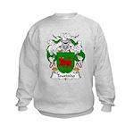 Tourinho Family Crest Kids Sweatshirt