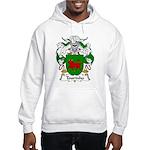 Tourinho Family Crest Hooded Sweatshirt