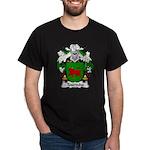 Tourinho Family Crest Dark T-Shirt