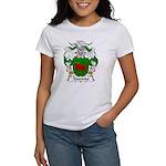 Tourinho Family Crest Women's T-Shirt