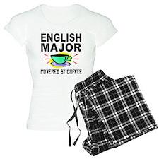 English Major Powered By Coffee Pajamas
