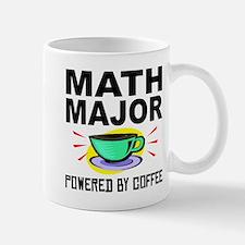 Math Major Powered By Coffee Mugs