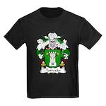 Torresao Family Crest Kids Dark T-Shirt