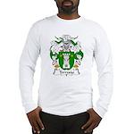 Torresao Family Crest Long Sleeve T-Shirt