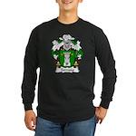 Torresao Family Crest Long Sleeve Dark T-Shirt