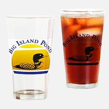 Cute Big island Drinking Glass