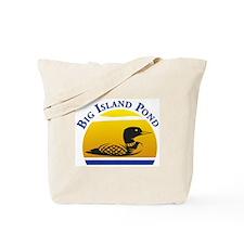 Funny Island Tote Bag