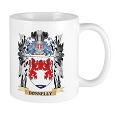 Donnelly Coat of Arms - Family Crest Mugs