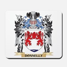 Donnelly Coat of Arms - Family Crest Mousepad