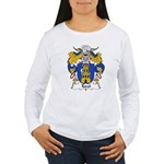 Torel Family Crest  Women's Long Sleeve T-Shirt