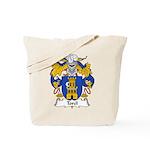Torel Family Crest  Tote Bag
