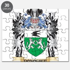 Donoghue Coat of Arms - Family Crest Puzzle