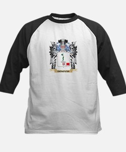 Donovan Coat of Arms - Family Cres Baseball Jersey