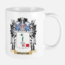 Donovan Coat of Arms - Family Crest Mugs