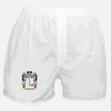 Donovan Coat of Arms - Family Crest Boxer Shorts