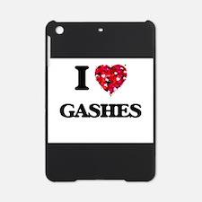 I love Gashes iPad Mini Case