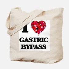 I love Gastric Bypass Tote Bag