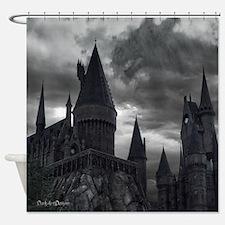 Hogwart Shower Curtain