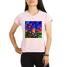 Monarchs At Sunset Performance Dry T-Shirt